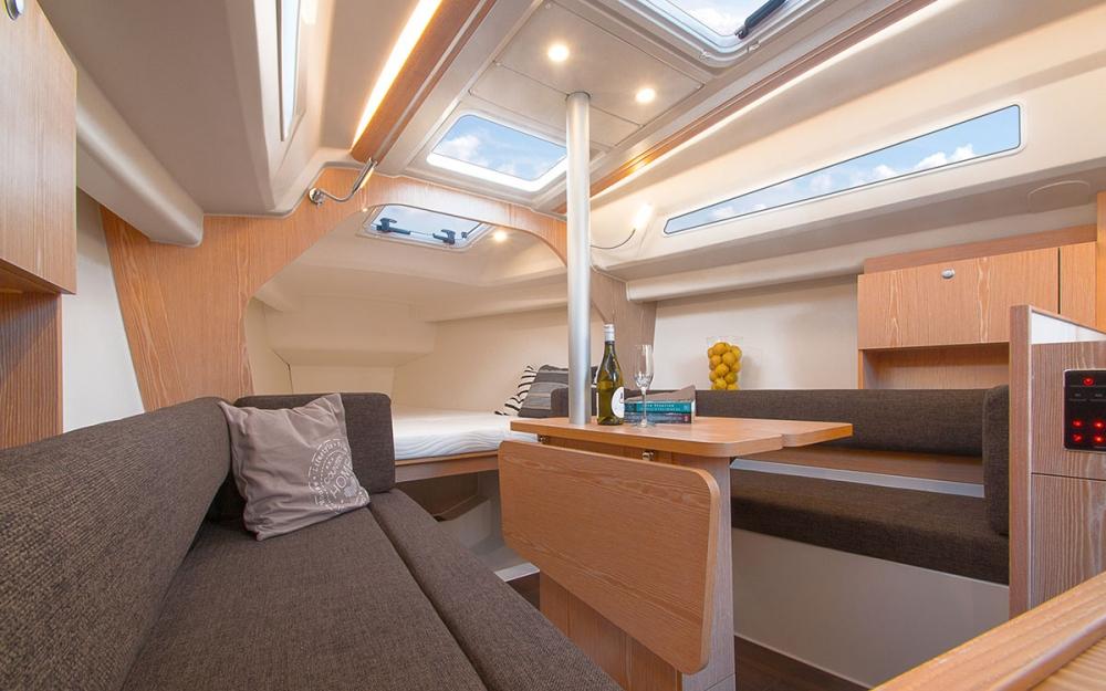 Hanse Yachts UK - Hanse 315