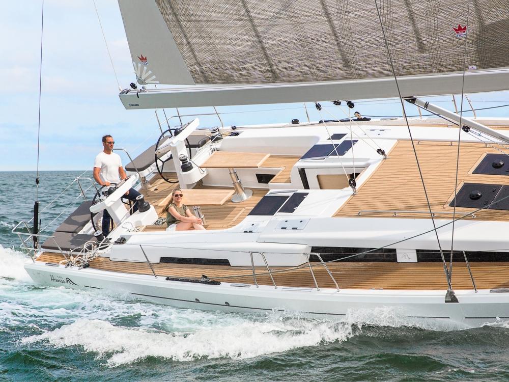 Hanse Yachts UK - Hanse 548