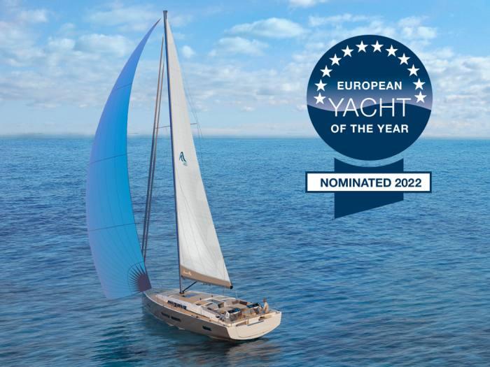 Hanse 460 nominated for EYOTY 2022