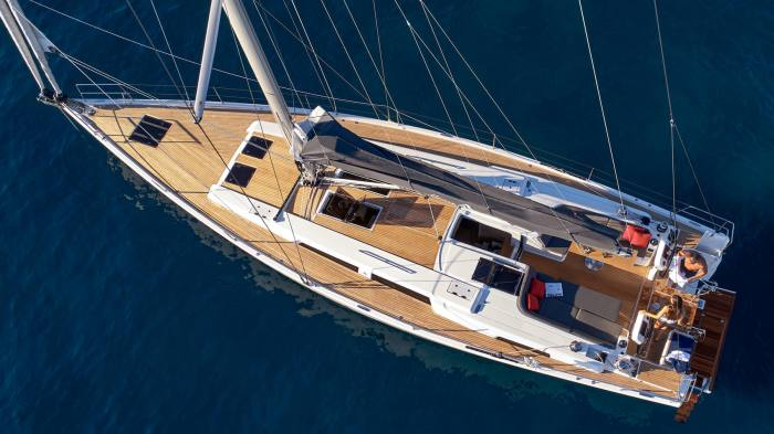 Hanse 508 in the UK
