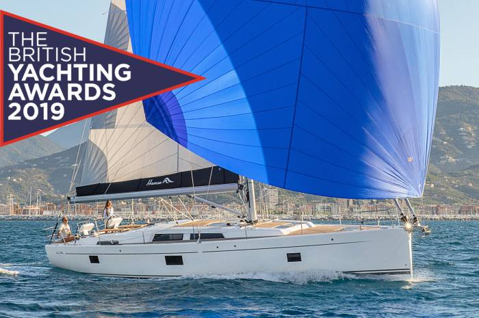 508 Nominated for The British Yachting Awards