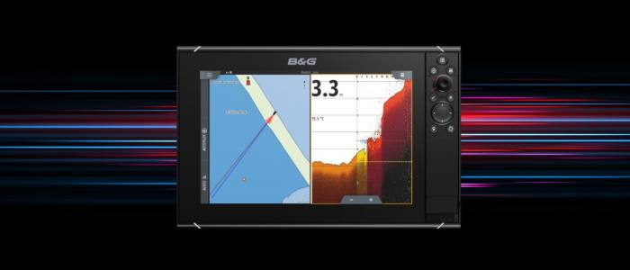 New B&G Zeus 3S Chart Plotter