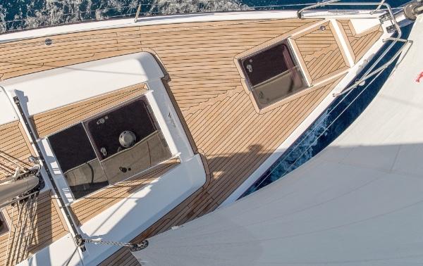 Hanse Yachts UK - Sailing Performance